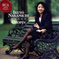 仲道郁代/Plays Chopin