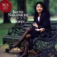仲道郁代/Plays Chopin