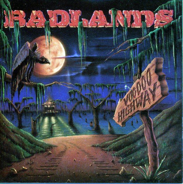 Badlands/Boodoo Highway