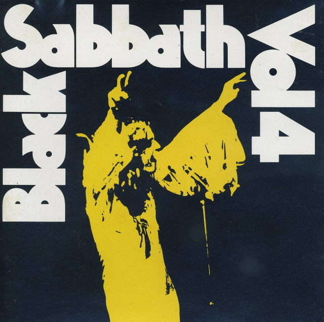 Black Sabbath/Black Sabbath Vol4