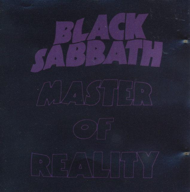 Black Sabbath/Master of Reality