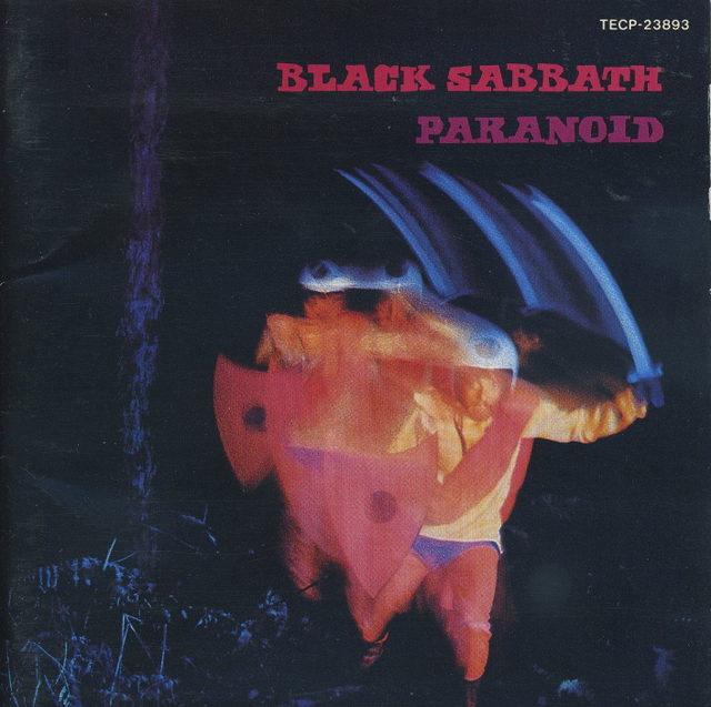 Black Sabbath/Paranoid