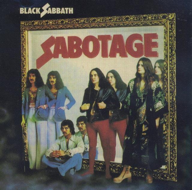 Black Sabbath/Sabotage