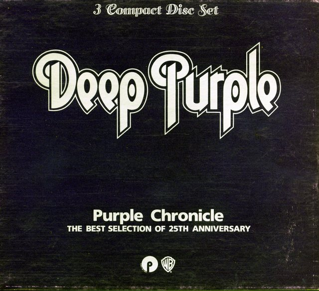 Deep Purple/Purple Chronicle the Best Selection of 25th Anniversary