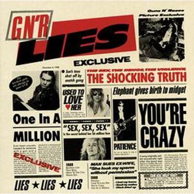 Guns 'n' Roses/GN'R LIES