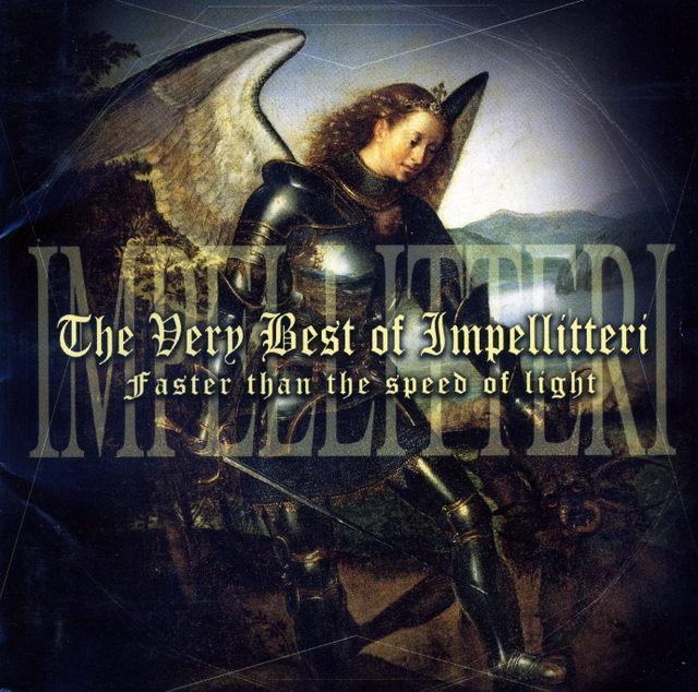 Impellitteri/The Very Best of Impellitteri~Faster Than tne Speed of Light