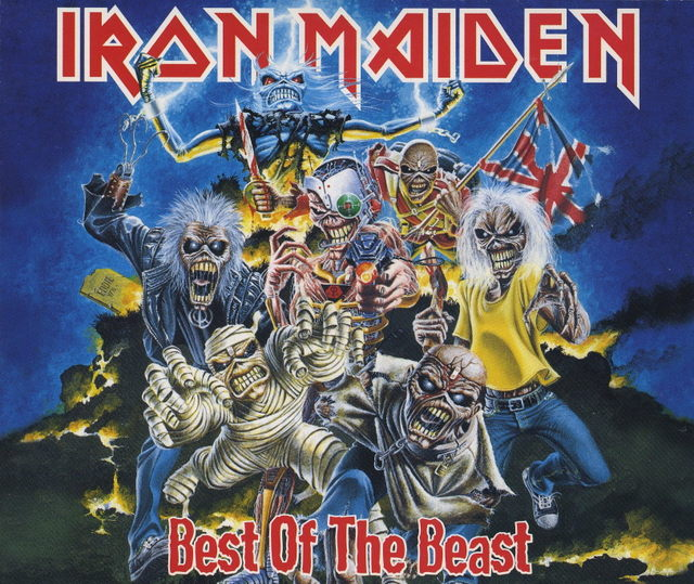 Iron Maiden/Best of the Beast