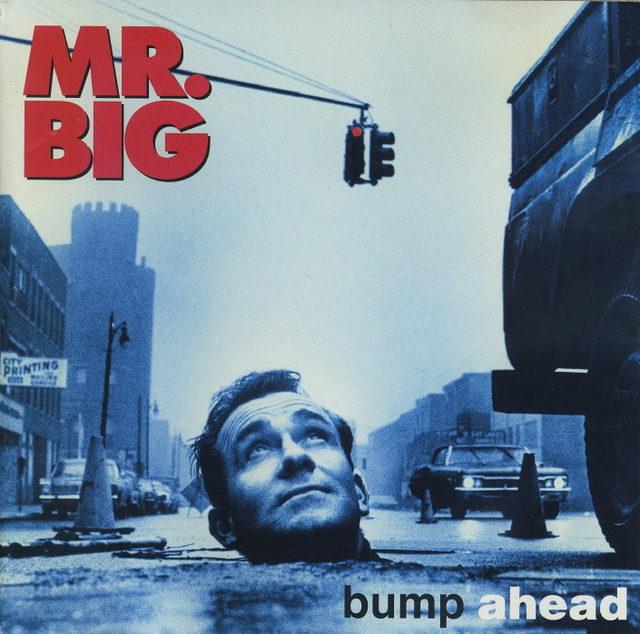 MR. BIG/Bump Ahead