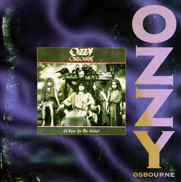 Ozzy Osbourne/No Rest for the Wicked