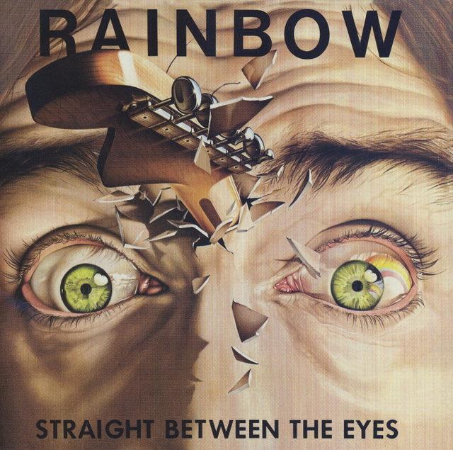 rainbow straight between the eyes album