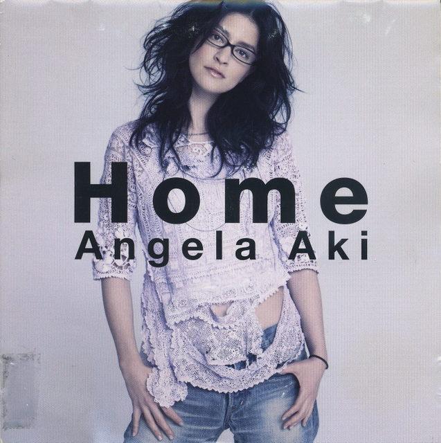 アンジェラ・アキ/Home