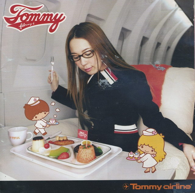 Tommy february6/Tommy airline