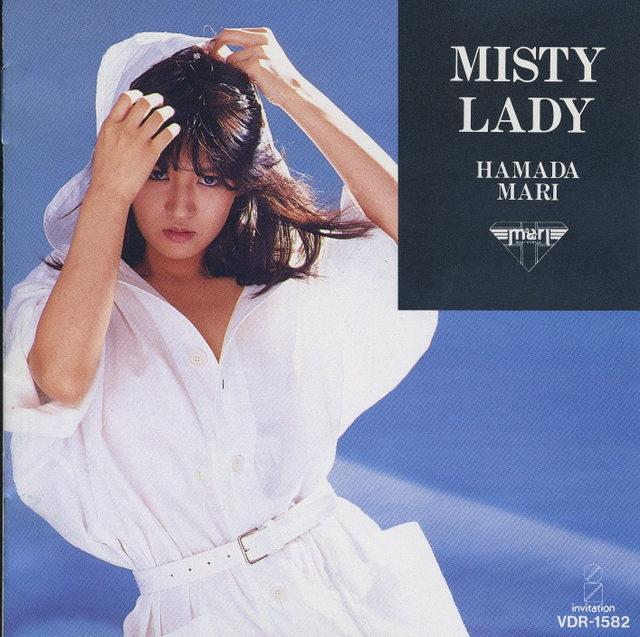 浜田麻里/MISTY LADY