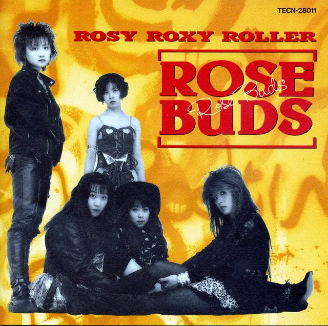 ROSY ROXY ROLLER/ROSE BUDS