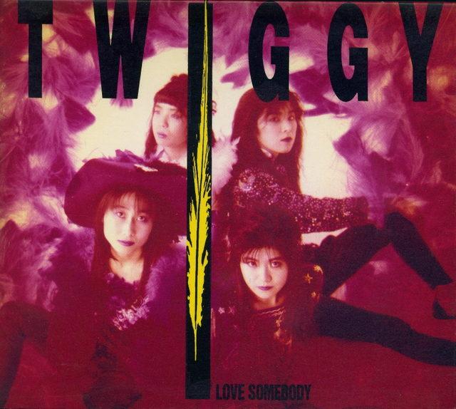 TWIGGY/LOVE SOMEBODY