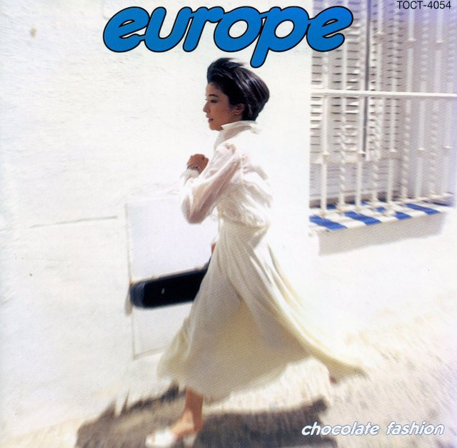 Chocolate Fashion/Europe