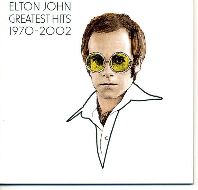 Elton John/Greatest Hits 1970-2002