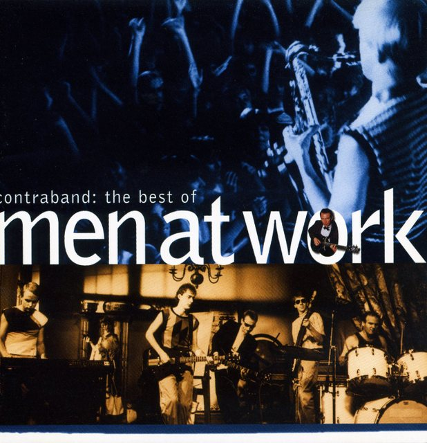 Men at Work/Contraband:The Best of Men a W