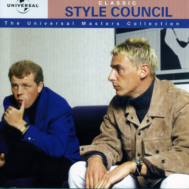 Style Council/The Universal Masters Collection(Classic Style Council)