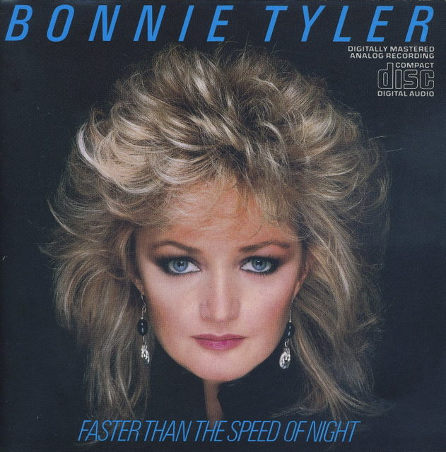Bonnie Tyler/Faster Than the Speed of Night