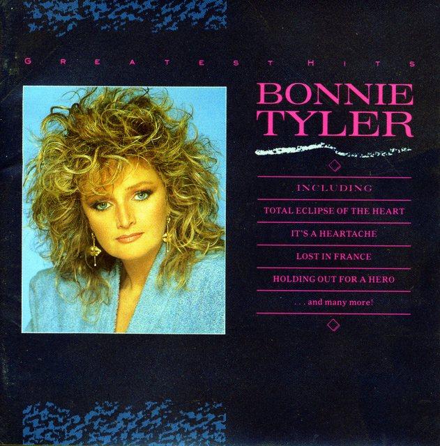 Bonnie Tyler/Greatest Hits