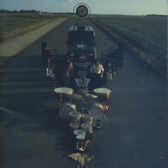 Pink Floyd/Ummagumma-Live Album