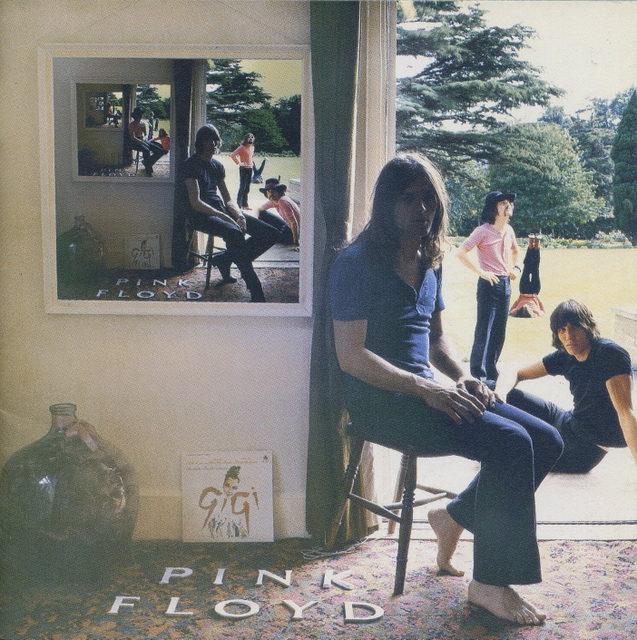 Pink Floyd/Ummagumma-Studio Album