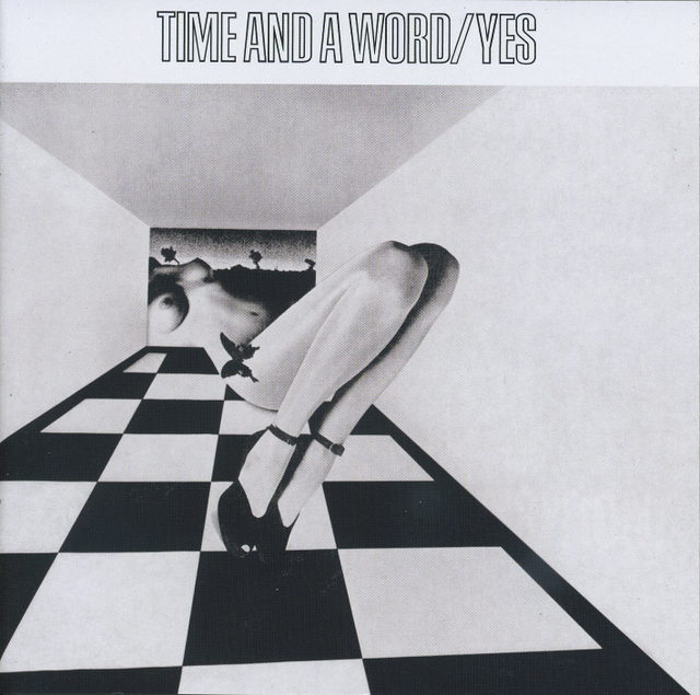 Yes/Time And Words