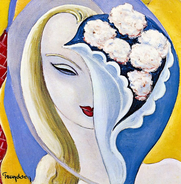 Derek And the Dominos~Layla