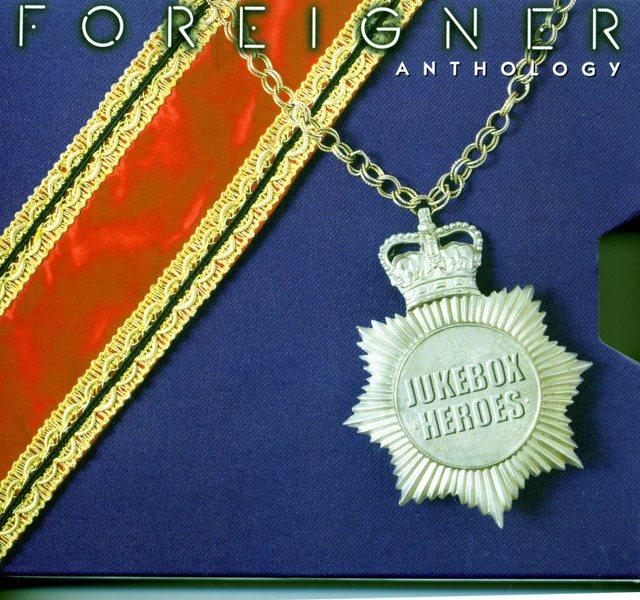 Foreigner~Anthology-Jukebox Heroes