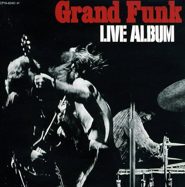 Grand Funk~Live Album