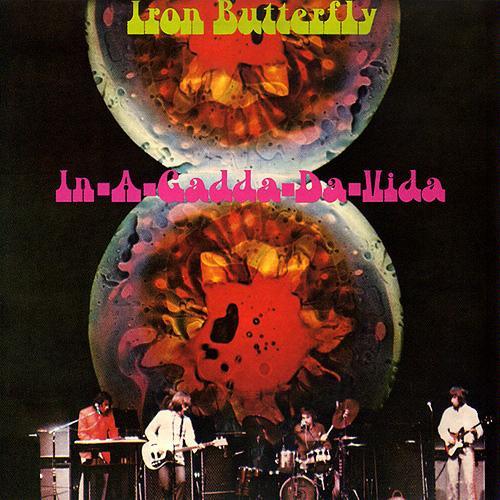 Iron Butterfly/In-A-Gadda-Da-Vida