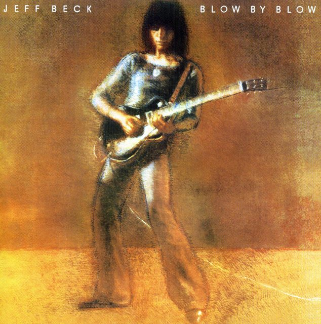 Jeff Beck~Blow by Blow