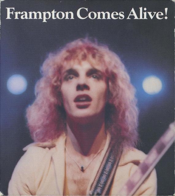 Peter Frampton/Frampton Comes Alive !