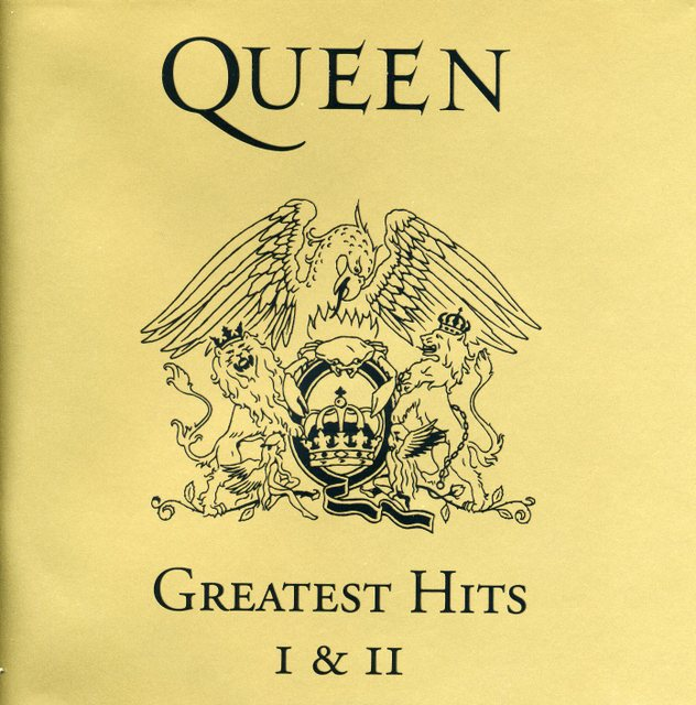 QUEEN~Greatest Hits Ⅰ & Ⅱ