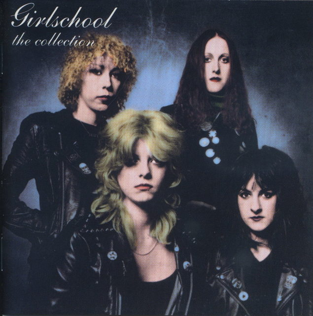 Girlschool/Girlschool the collection