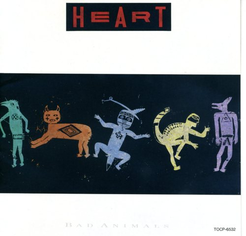 Heart/Bad Animals