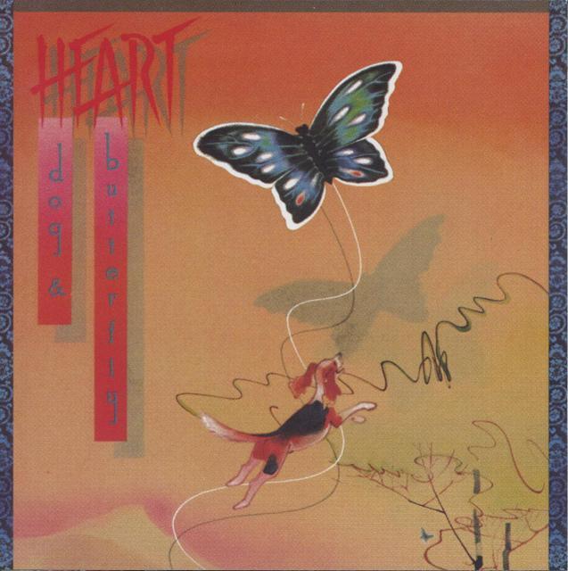 Heart/Dog & Butterfly