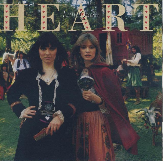 Heart/Little Queen