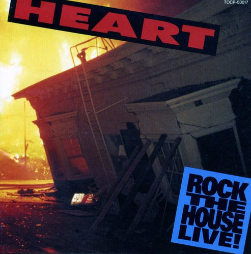 Heart/Rock the House Live